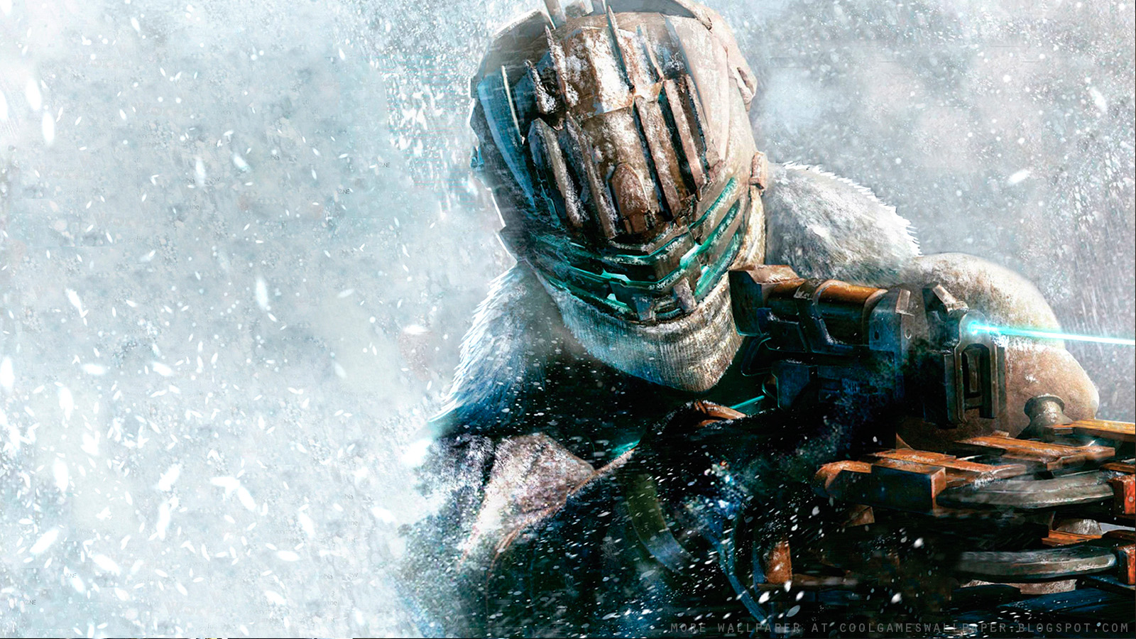 Dead Space 3 Wallpapers 1   Cool Games Wallpaper 1600x900