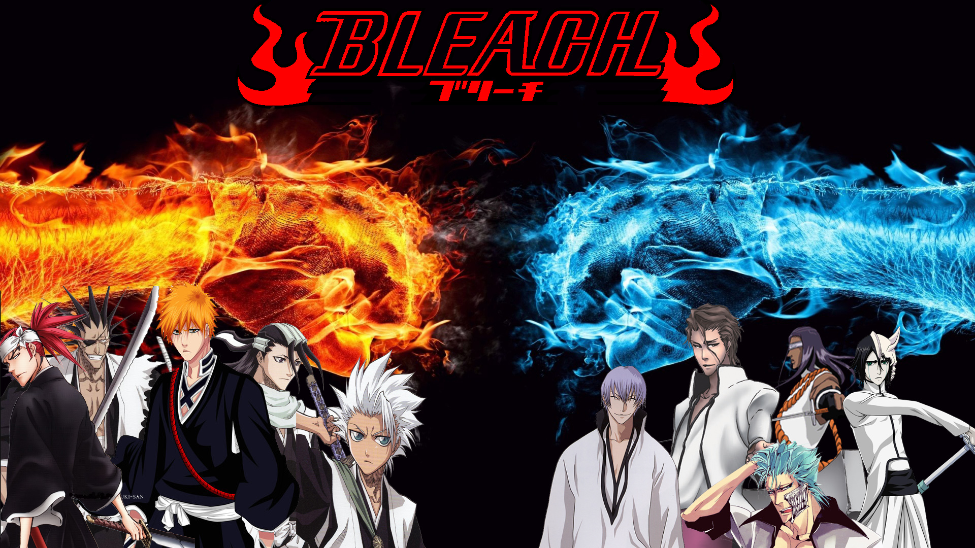 download bleach anime wallpapers which is under the anime wallpapers 1920x1080