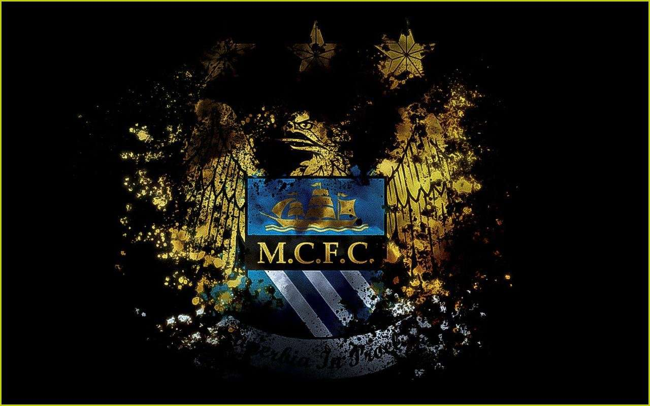 Manchester City Logo Wallpapers HD Collection Download 1280x800