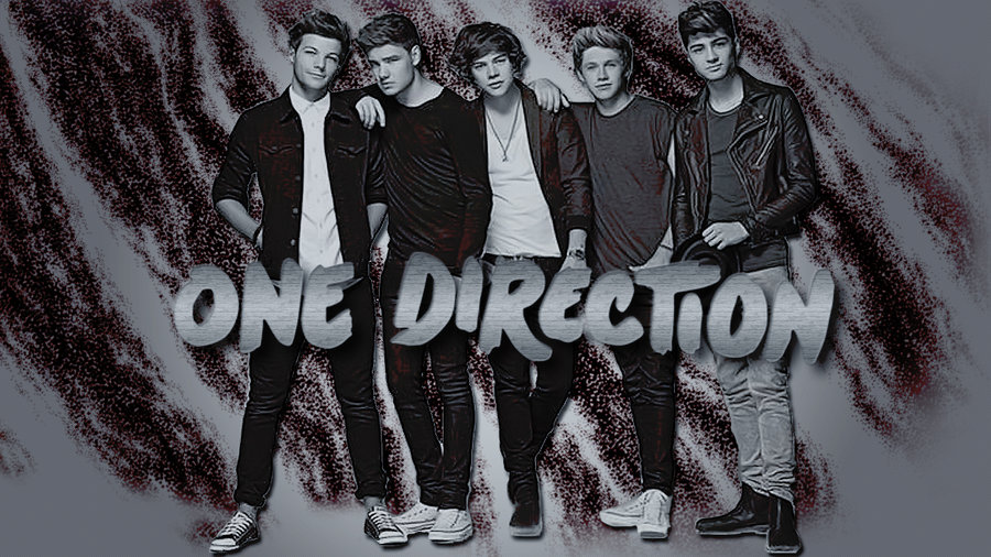 One Direction Wallpaper by addieditions 900x506