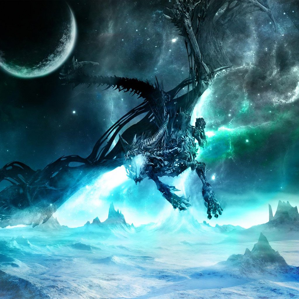 Free Download Fantasy Ice Dragons Wallpapers Hd I Hd Images 1024x1024 For Your Desktop Mobile Tablet Explore 74 Ice Dragon Wallpaper Fire Dragon Wallpaper Fire And Ice Wallpaper Dragons Hd Wallpaper
