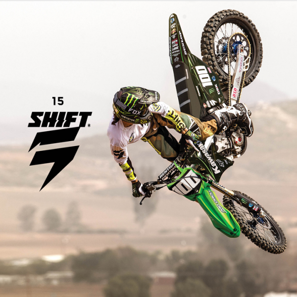SHIFT MX Deploys 2015 Line Transworld Motocross 600x600