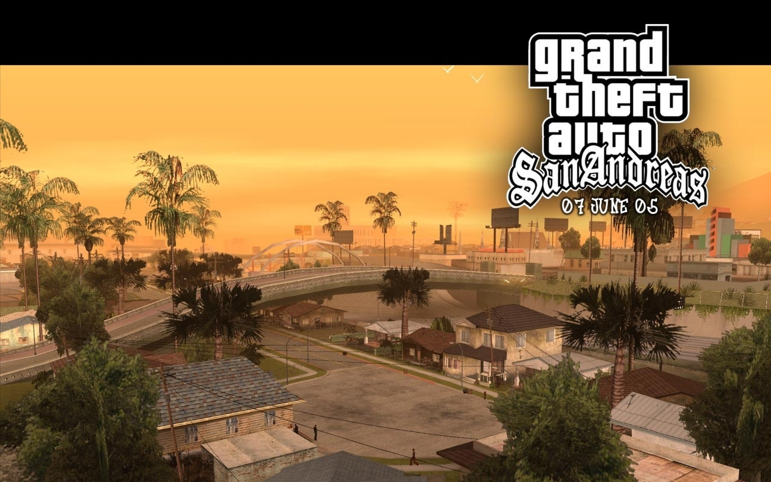 Free Download Gta San Andreas Wallpaper Wwwimgkidcom The Image Kid