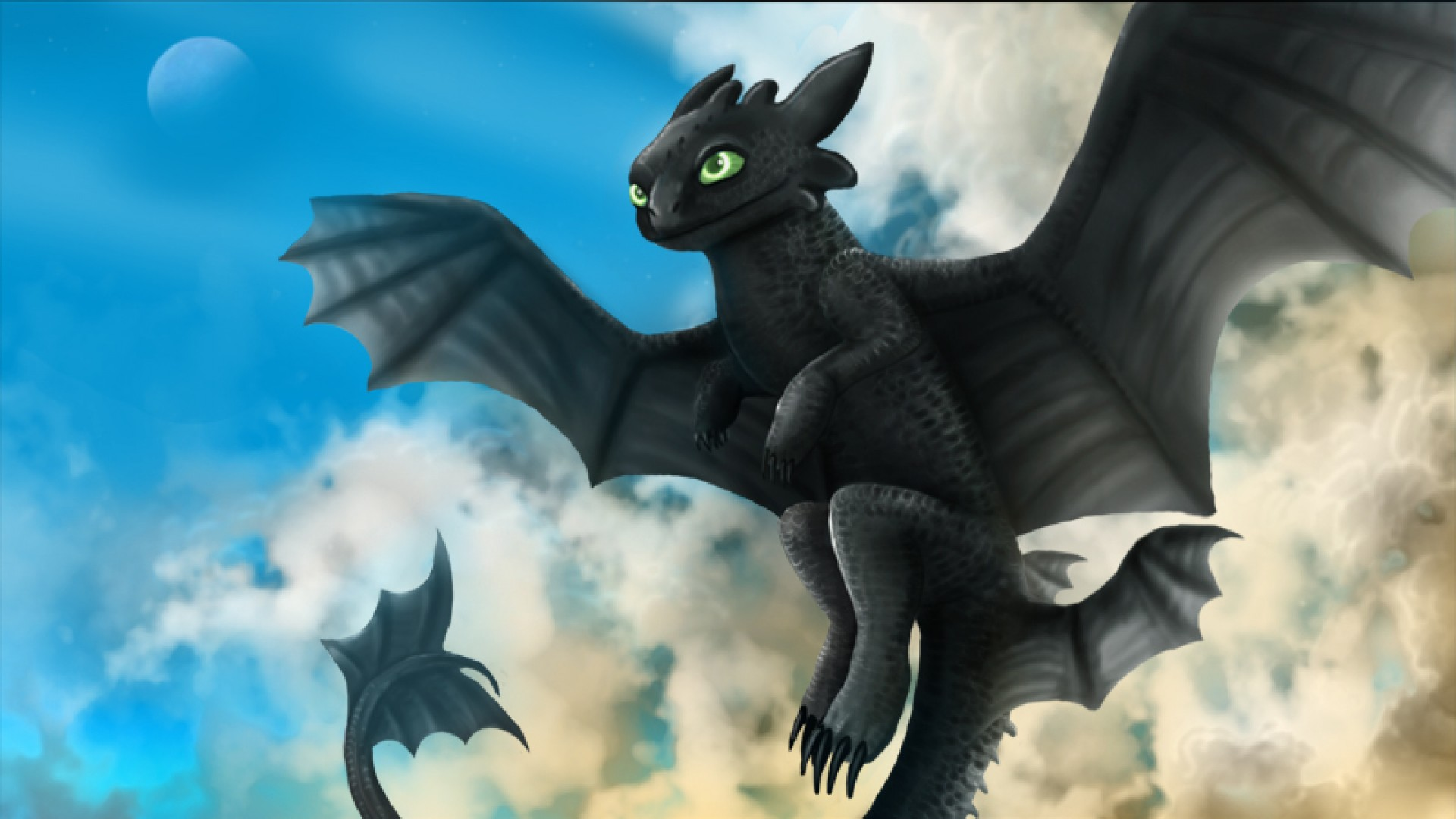 Toothless   Wallpaper High Definition High Quality Widescreen 1920x1080