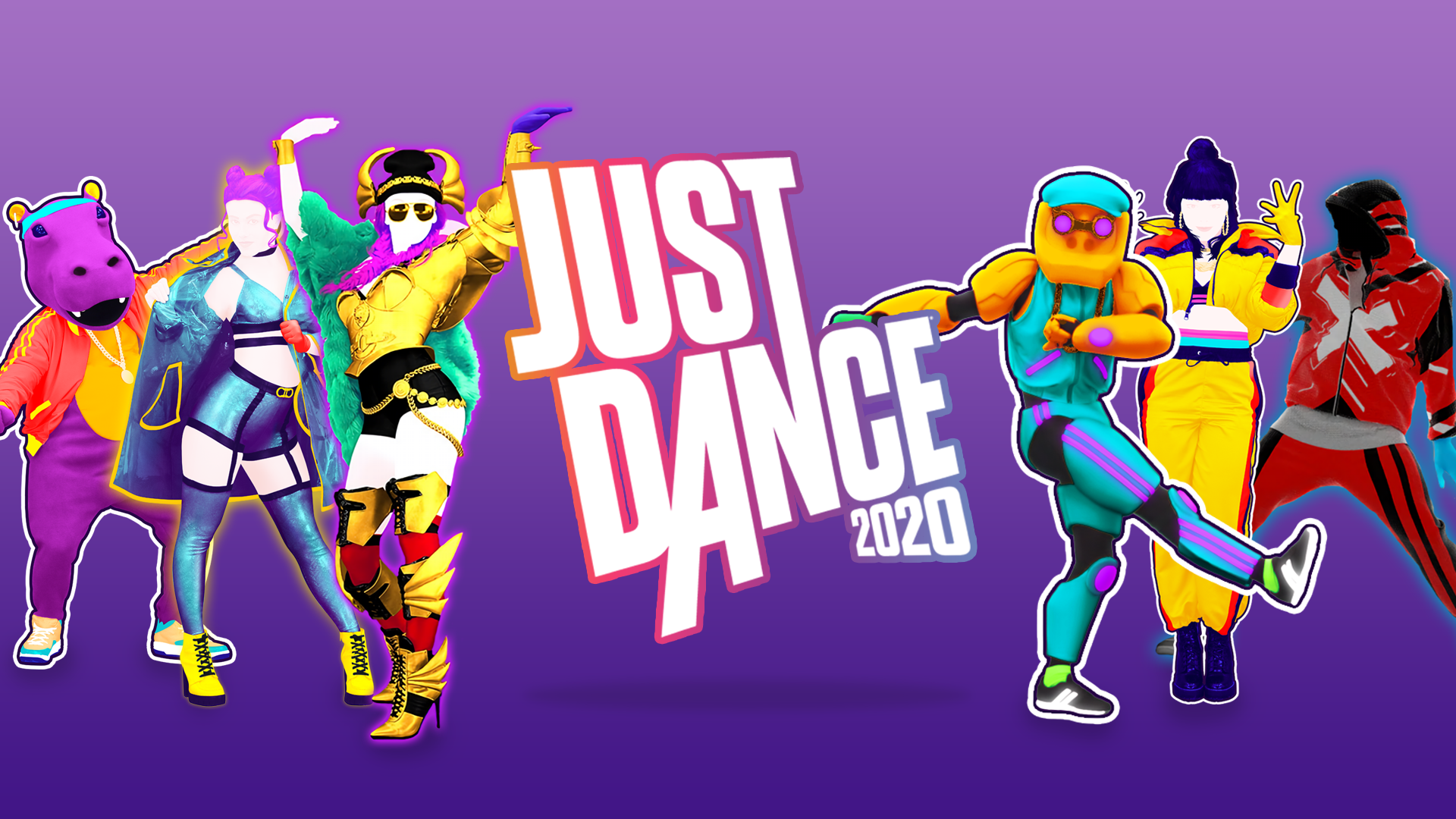Just Dance Now Wallpapers 1920x1080