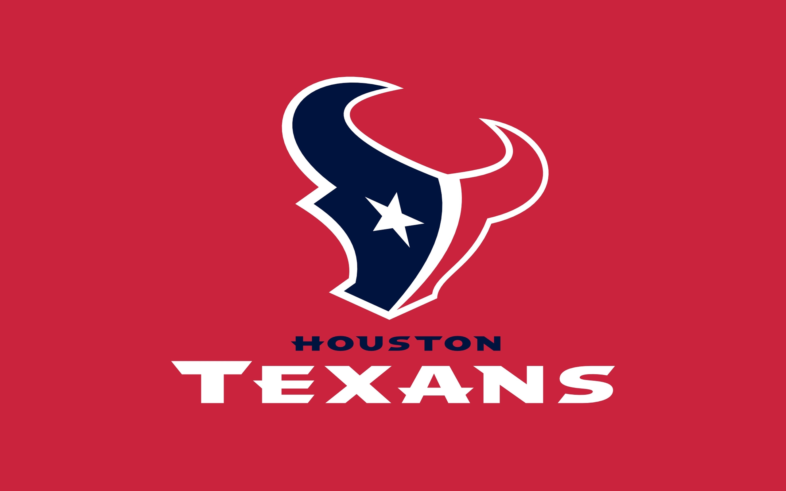 Texans Wallpapers HD 2560x1600
