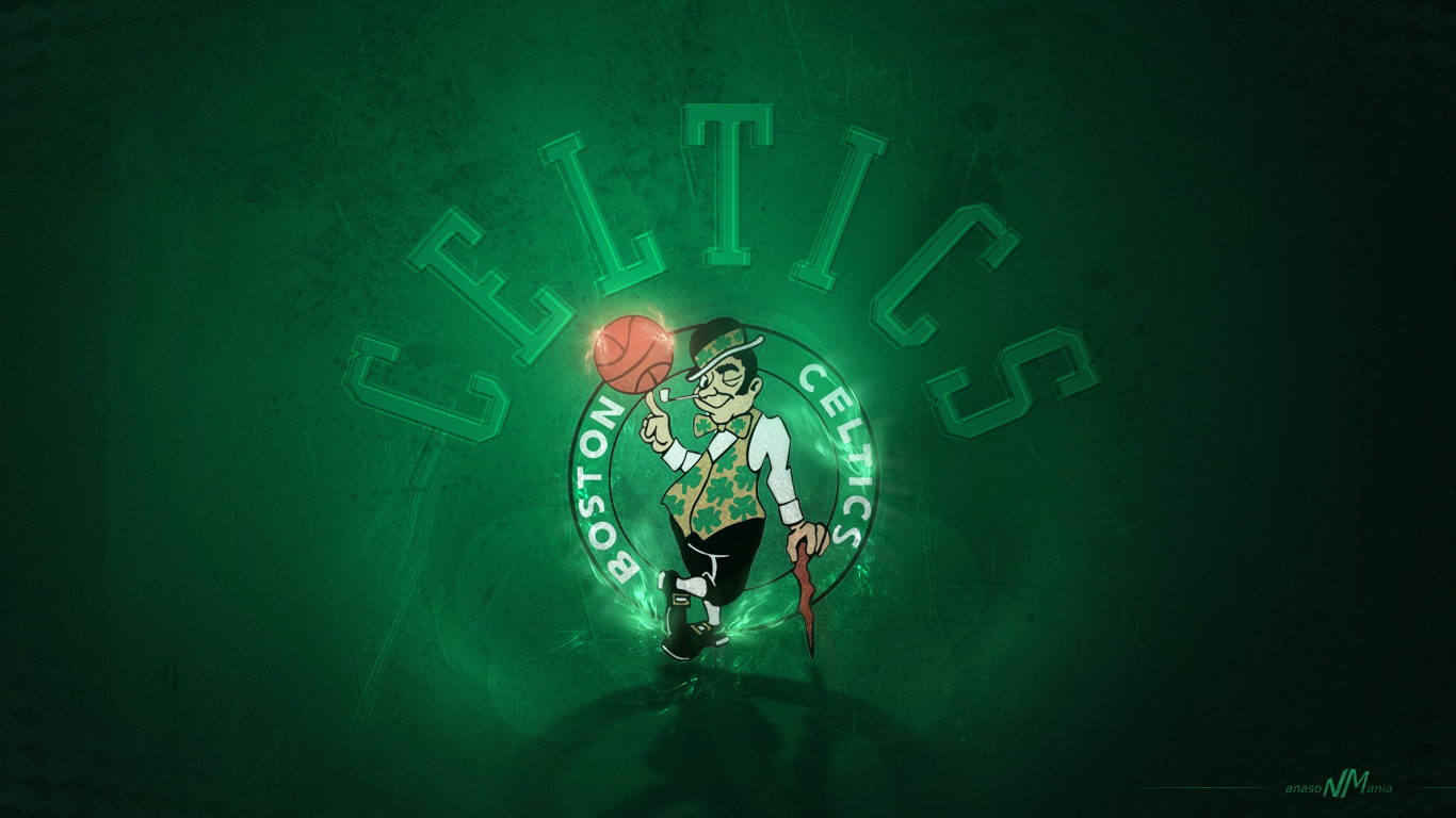 Free Download Boston Celtics Wallpaper By Anasonmania Fan Art Wallpaper Other 2012 1366x768 For Your Desktop Mobile Tablet Explore 48 Free Boston Celtics Wallpaper Celtic Wallpaper Boston Wallpaper Desktop