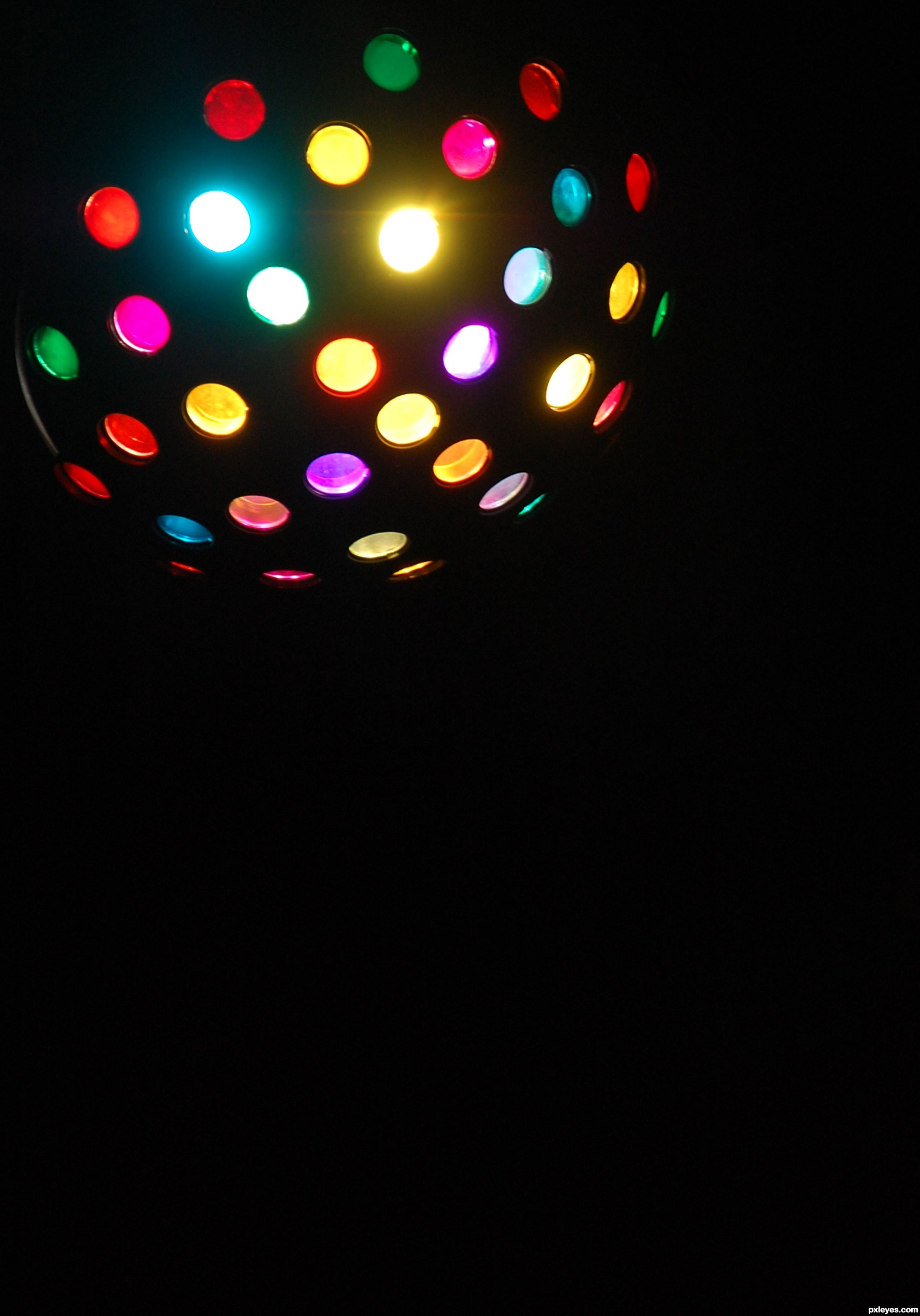Disco ball   created by Artifakts 2000x2862
