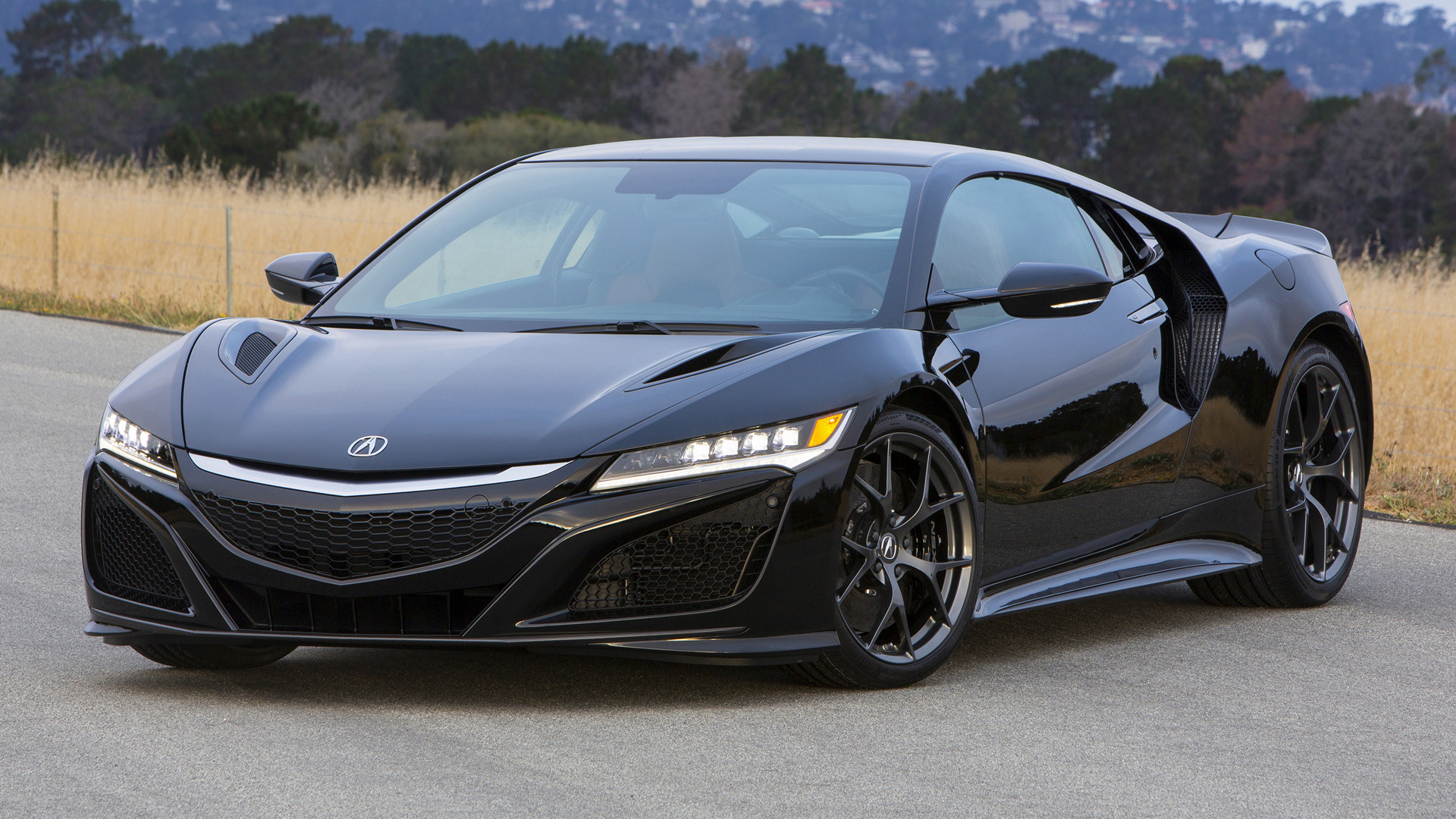 Acura Nsx Backgrounds 1920x1080