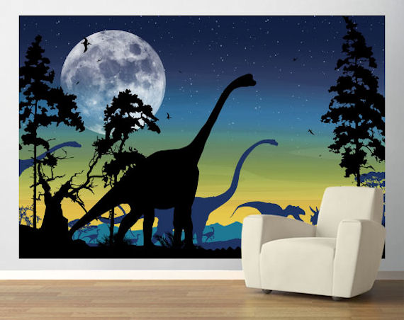unpasted mural wall wallpaper remove removable temporary 570x452