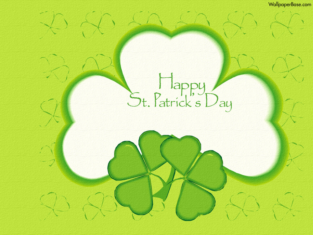 Download St Patricks Day wallpaper St patricks day 2 1024x768