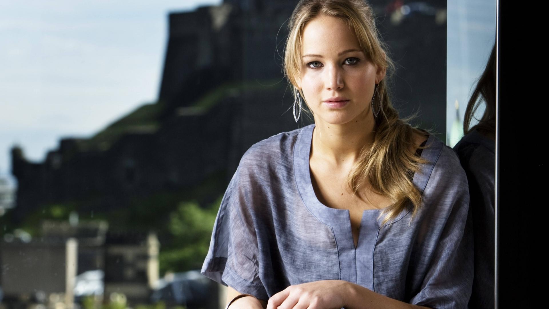Jennifer Lawrence Beautiful HD Wallpaper 2015 1920x1080