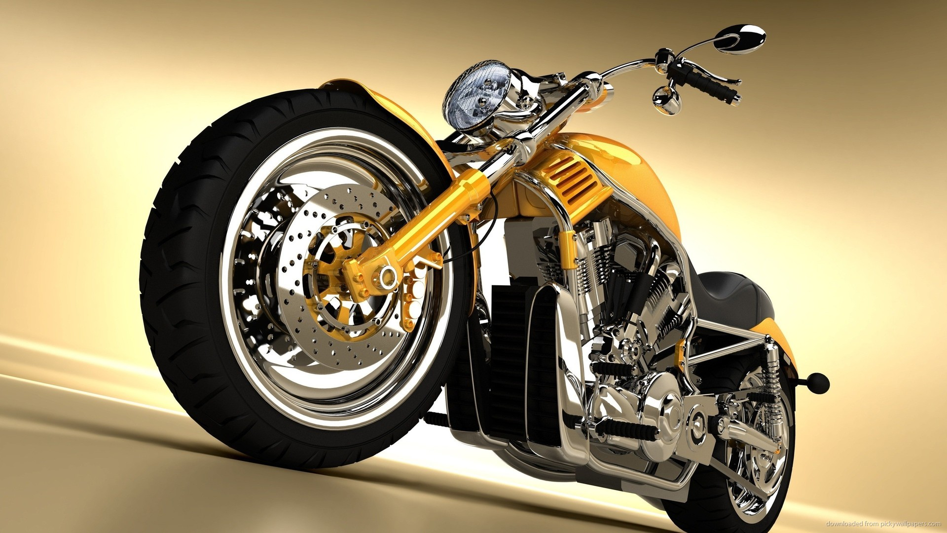 Cars Vehicules Motorcycles Harley Davidson Motorcycle Wallpaper 1920x1080