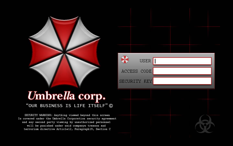 Evil Desktop Wallpapers for download Resident Evil Umbrella 1440x900