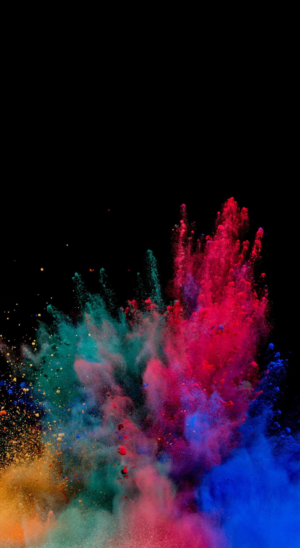 Free Download Download 1440x2630 Wallpaper Colors Blast