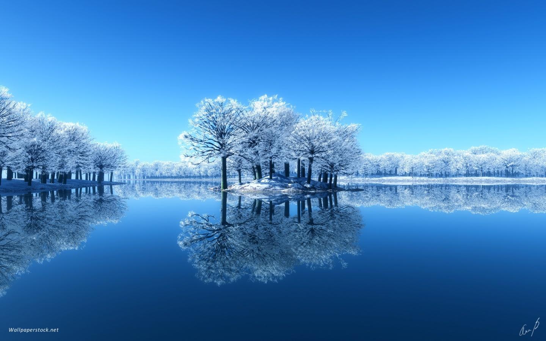 Beautiful Winter Scene Wallpapers   9797 1440x900