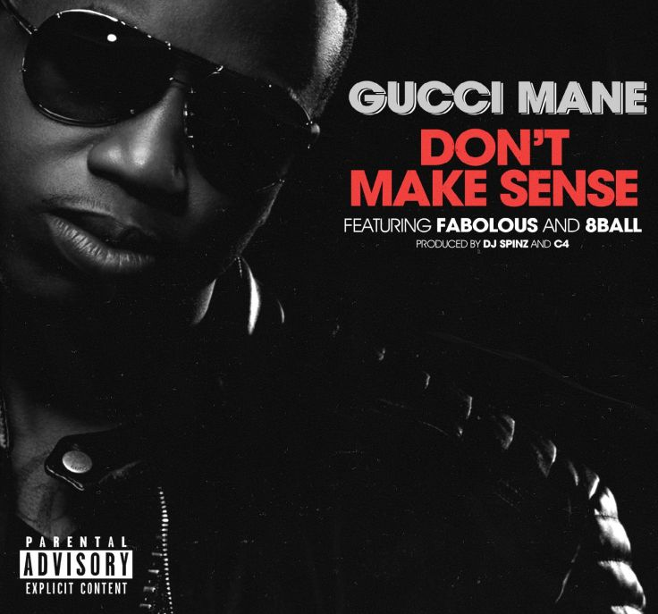 GUCCI MANE southern gangsta rap rapper hip hop poster wallpaper 736x687