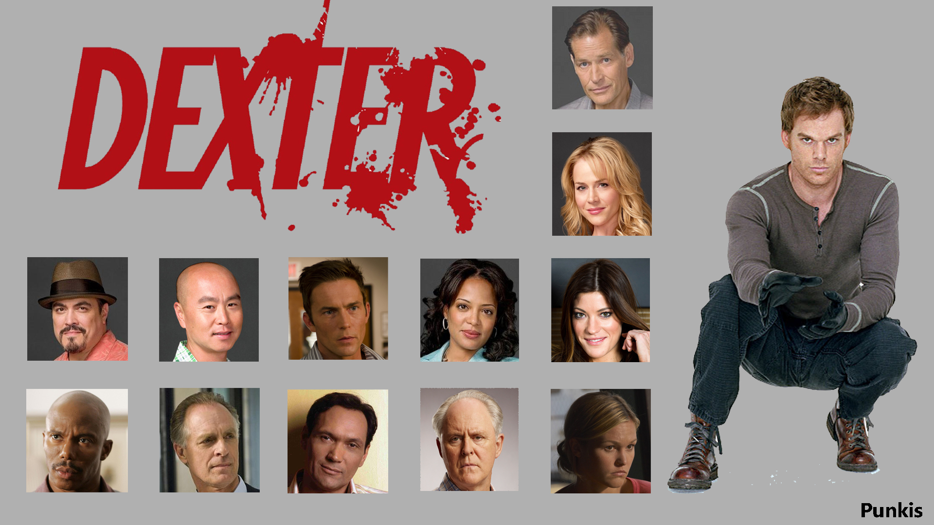 Dexter Deb Wallpaper Season 8
