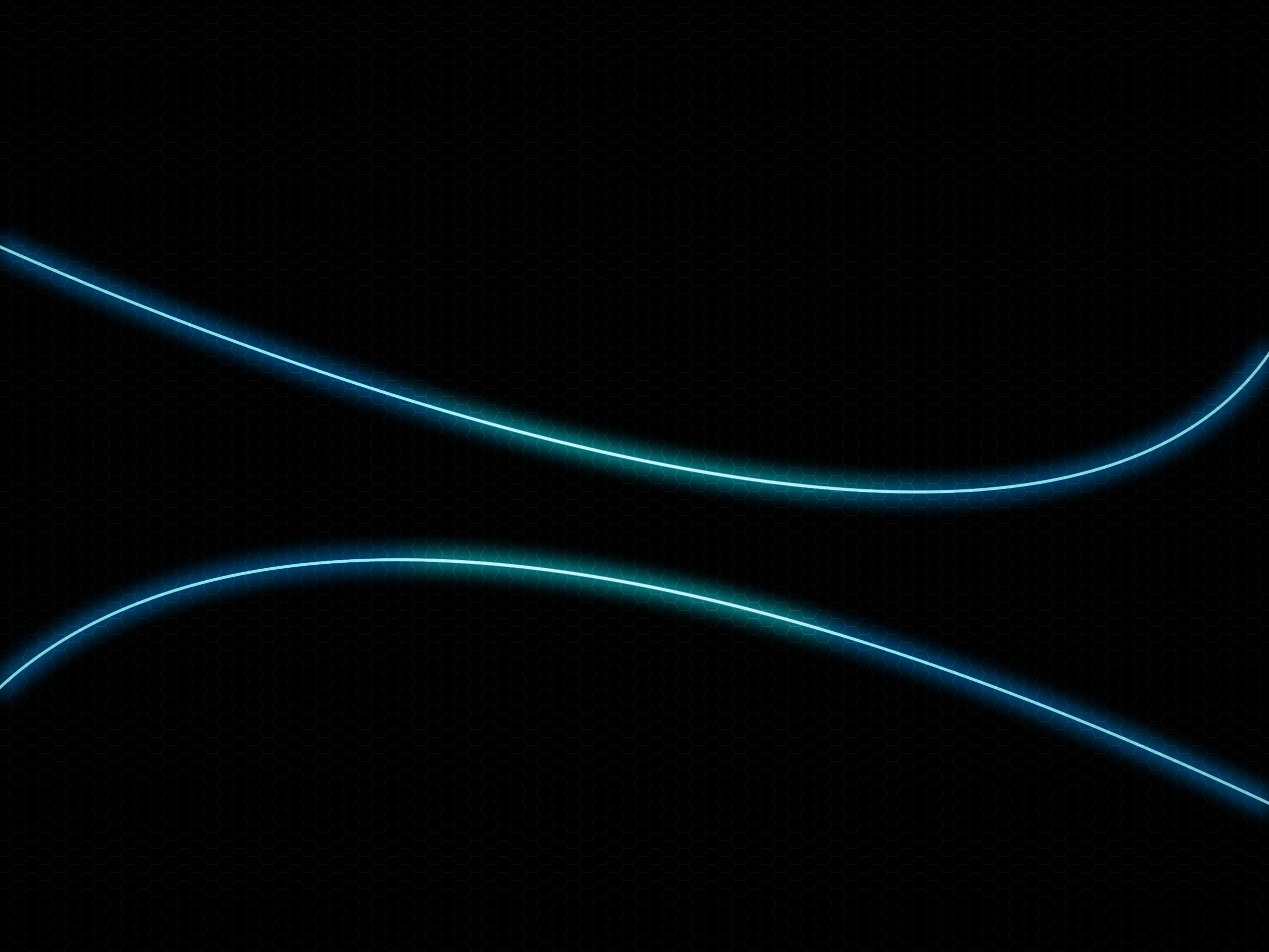 Neon Blue Wallpapers - WallpaperSafari