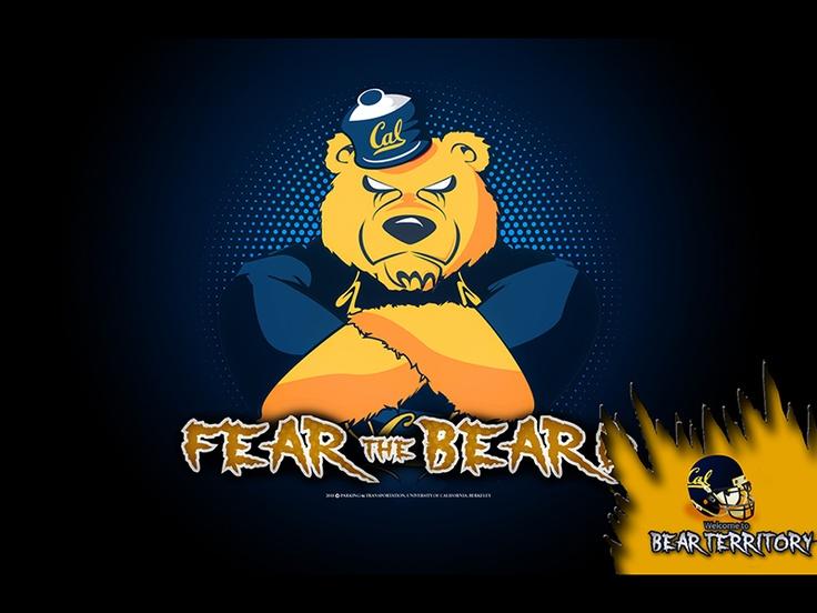 Cal Bears Logo Wallpaper Fear the bear 736x552