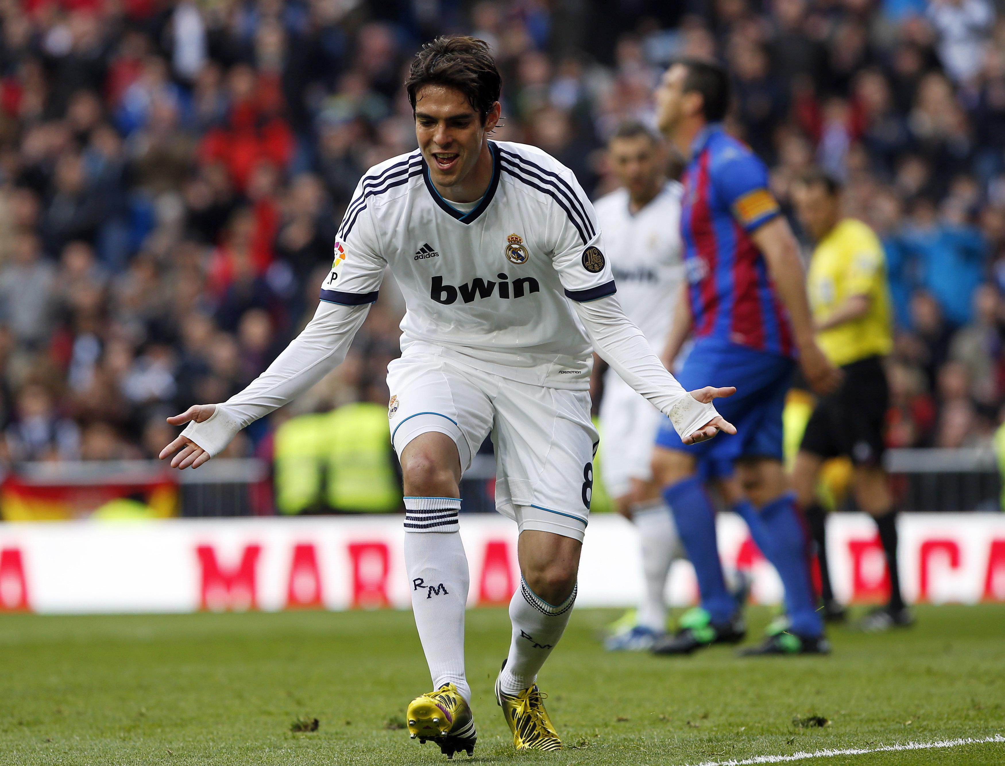 Ricardo Kak   Real Madrid HD Wallpaper Background Image 3500x2670