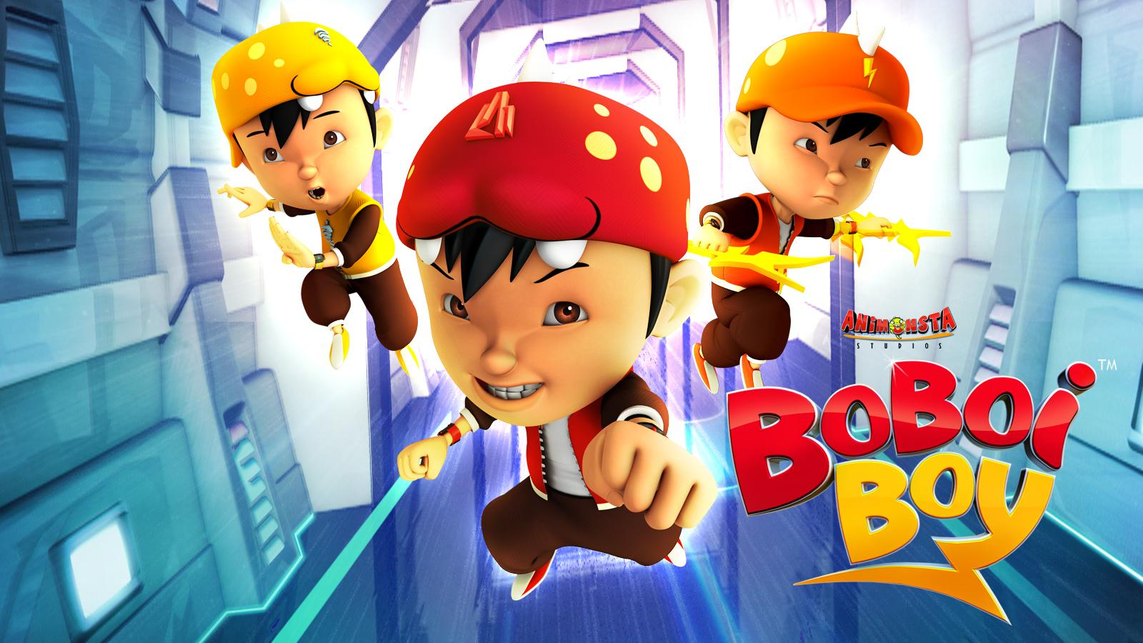 BoBoiBoy Season 2   Android Apps Games on Brothersoftcom 1600x900
