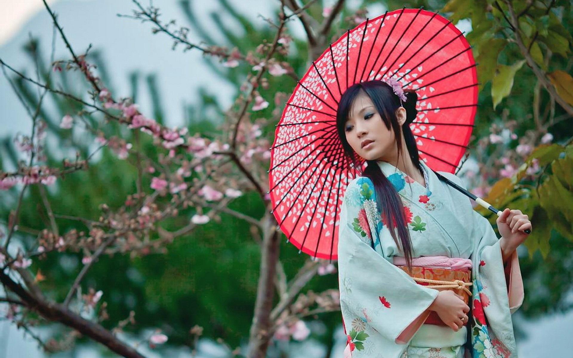 Image Result For Wallpaper Anime Girl Kimono