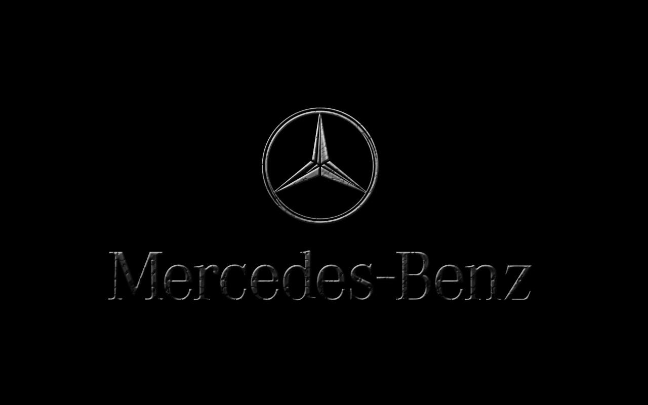 Benz Logo Benz C63 Amg Mercedes Benz Logo 1280x800