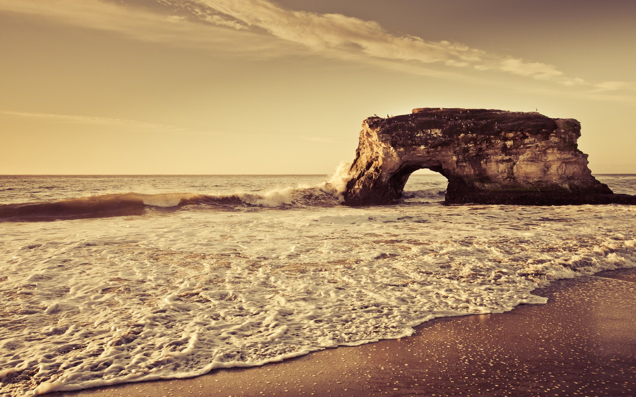 Wonderful California Beach HQ Wallpapers Worlds 2560x1600