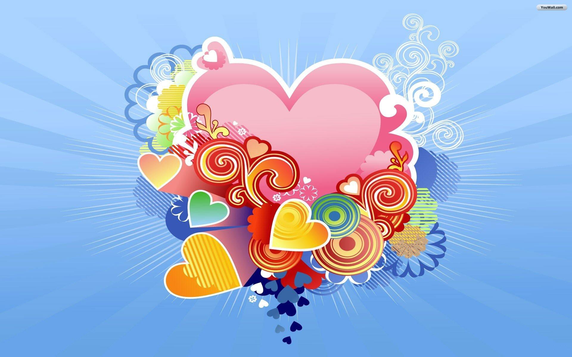 Valentine Heart Wallpaper - WallpaperSafari