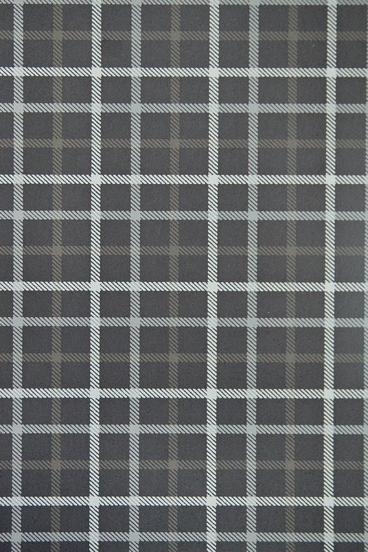 Grey plaid wallpaper wallpapersafari for Grey tartan wallpaper