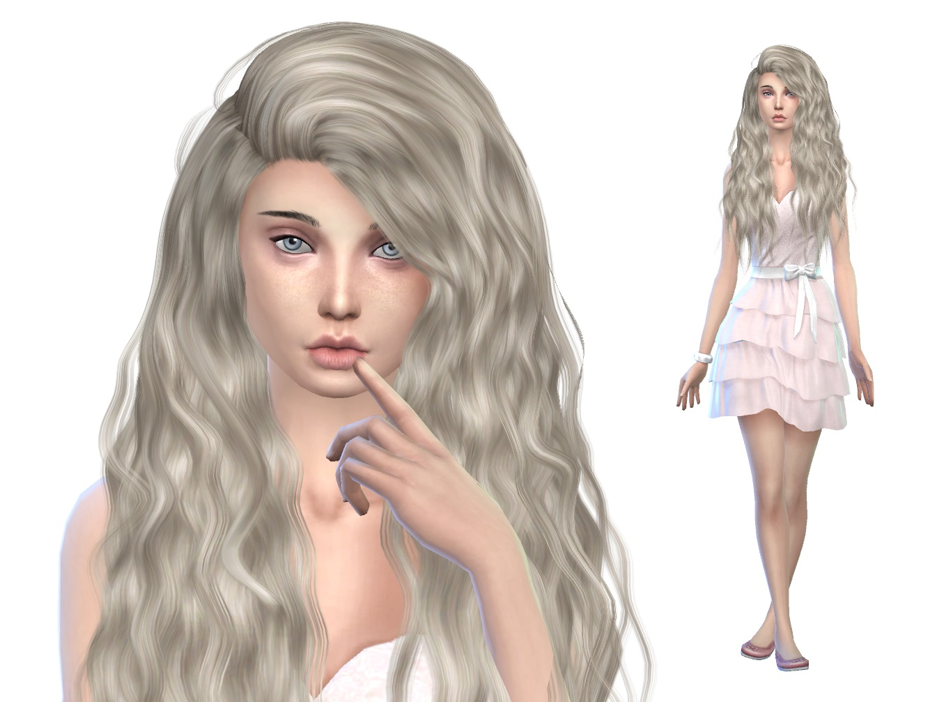sims 4 cc hair pack download