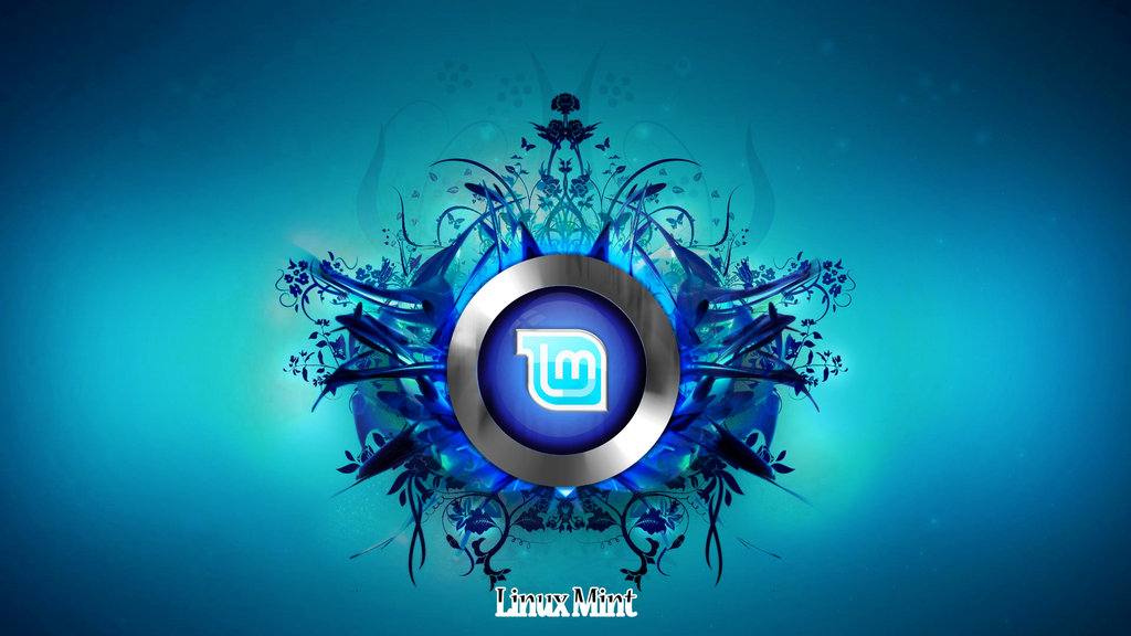 httpkarara160deviantartcomartLinux Mint HD wallpaper 430183901 1024x576