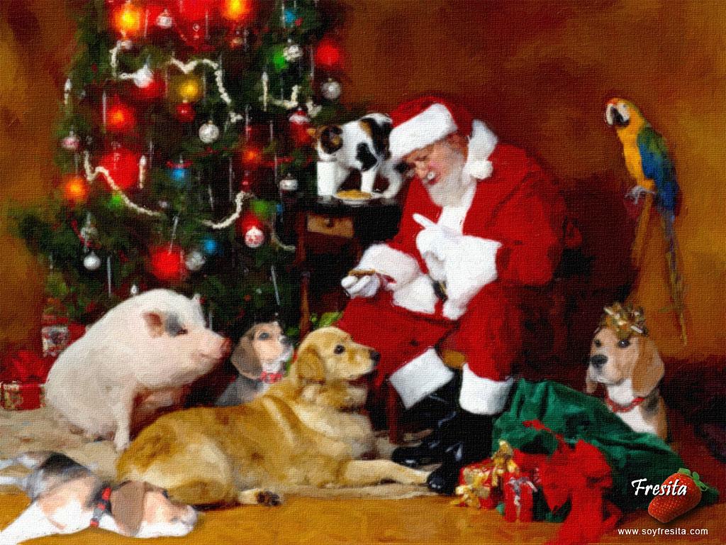 Christmas Wallpaper: free christmas wallpapers and screensavers