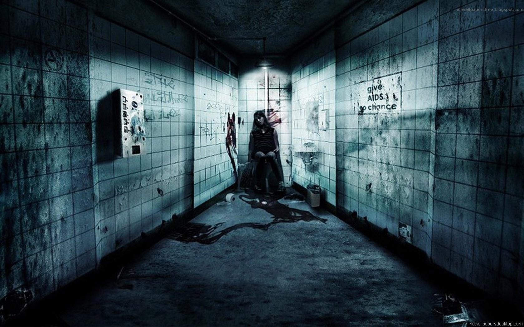 horror wallpaper hd art wallpaper desktop wallpapers www 1680x1050