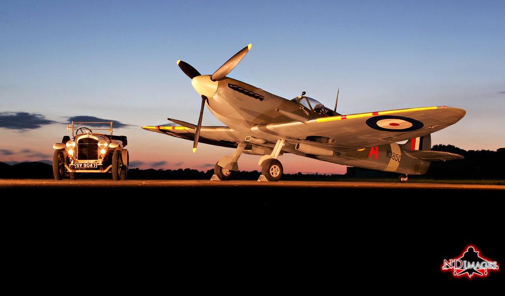 Spitfire Wallpaper Aviation wallpaper 1024x600