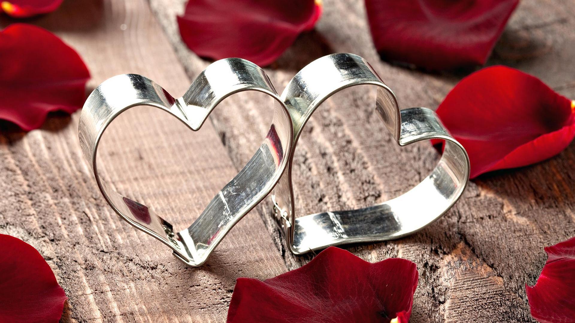 Valentines Day Hearts HD Wallpaper of Love   hdwallpaper2013com 1920x1080