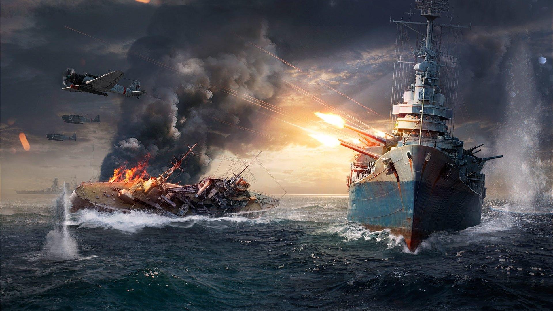 47 World Of Warships Wallpaper 1920x1080 On Wallpapersafari