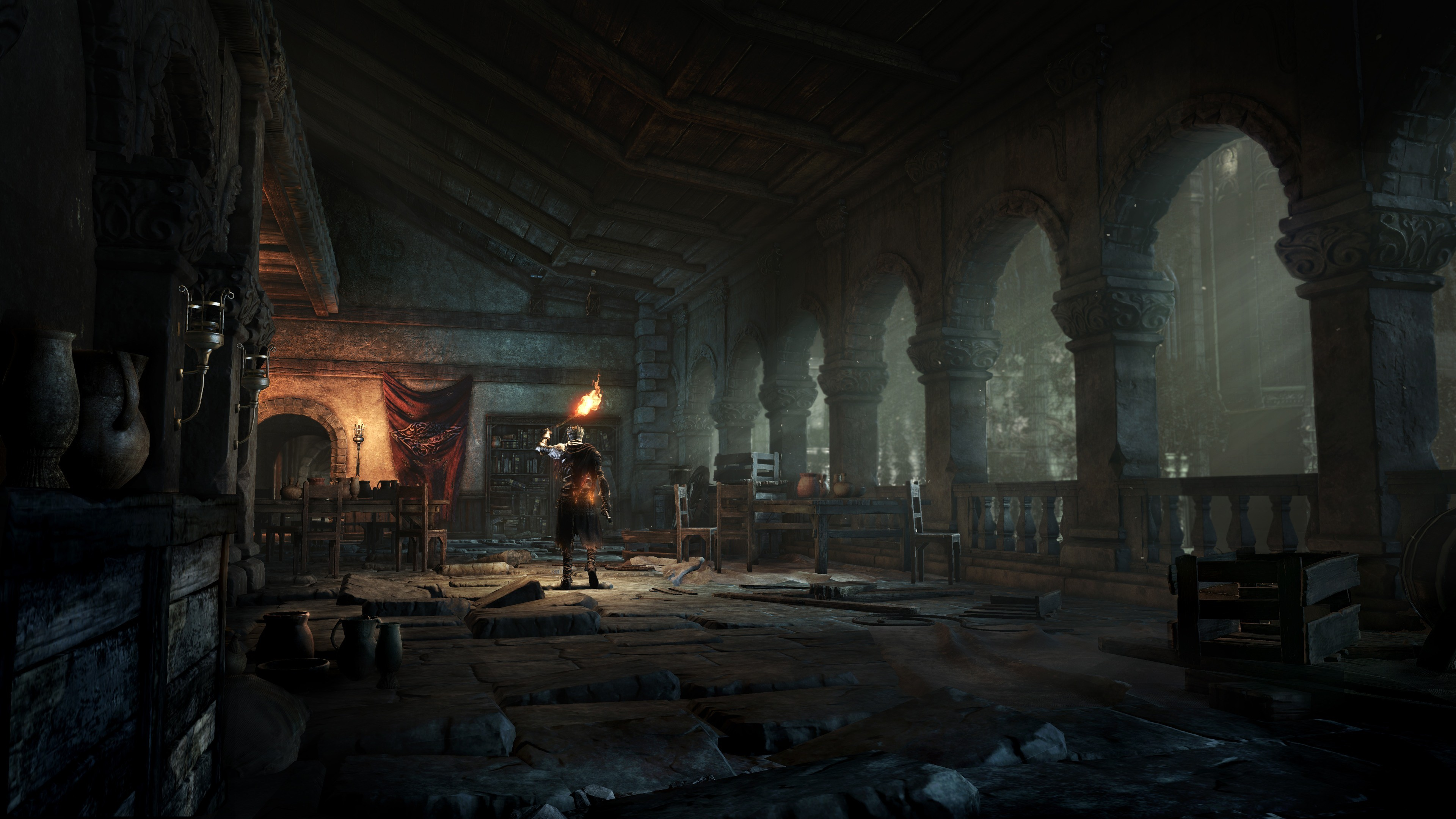 29 2015 By Stephen Comments Off on Dark Souls 3 HD Wallpaper 3840x2160