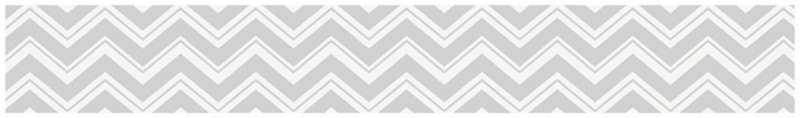 Zig Zag Turquoise and Gray Wallpaper Border by Sweet Jojo Designs 800x118