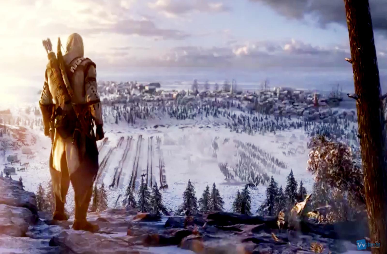 Wallpapers   Assassins Creed III HD 1600x1050