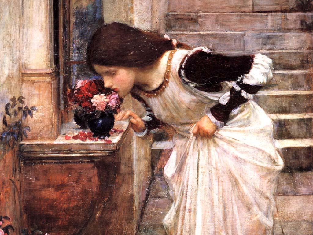 Free Download Pre Raphaelite Art John William Waterhouse