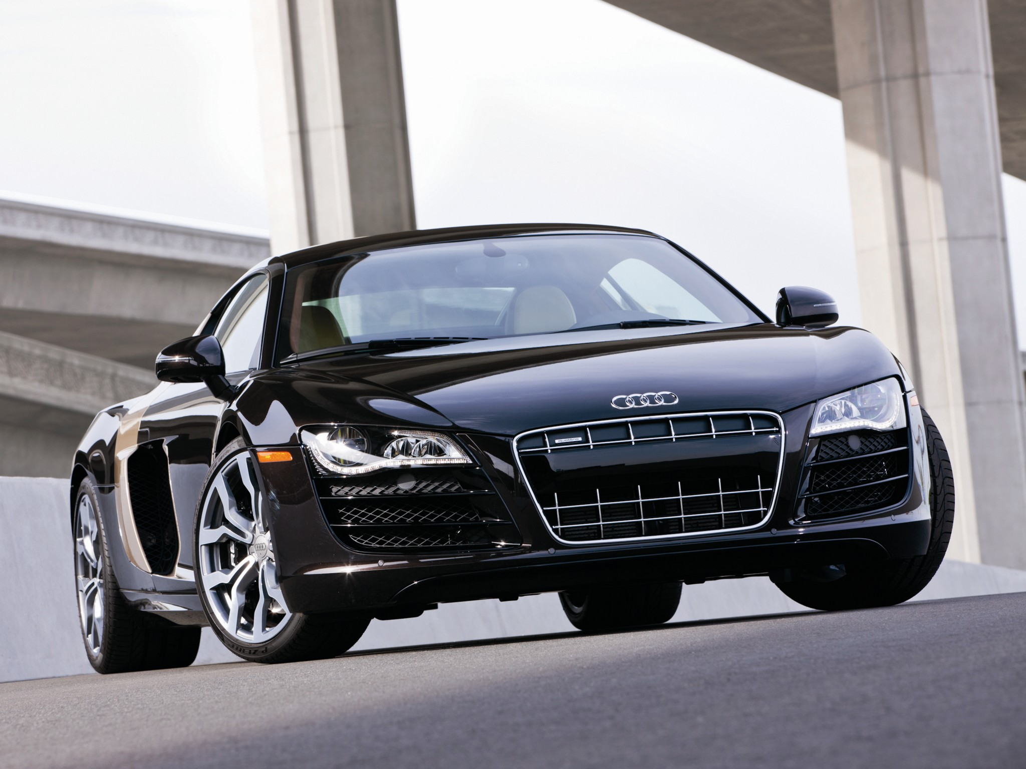 Audi R8 V10 US spec Wallpapers Cool Cars Wallpaper 2048x1536