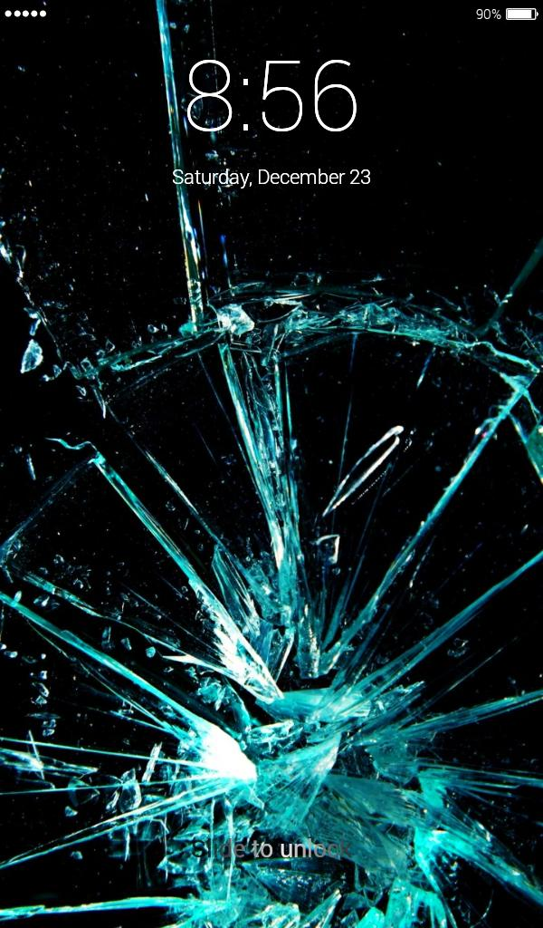 Broken screen LCD Wallpaper for Android   APK Download 600x1024