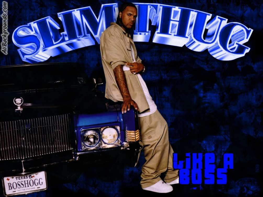 Slim Thug Backgrounds   Twitter Myspace Backgrounds 1005x754