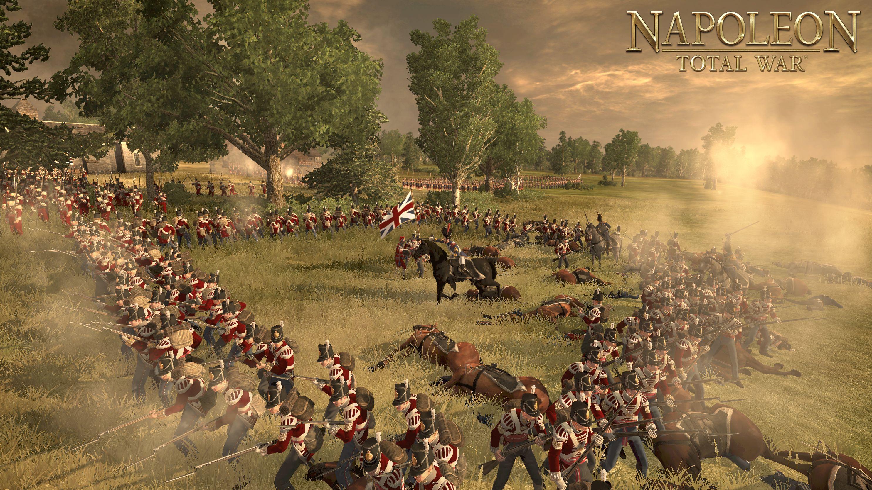 Napoleon Total War Wallpapers 2970x1671