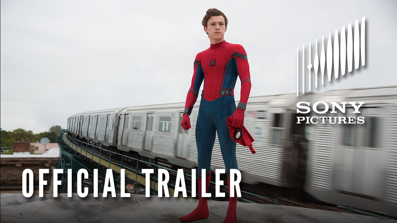 SPIDER MAN HOMECOMING   Official Trailer HD 1280x720