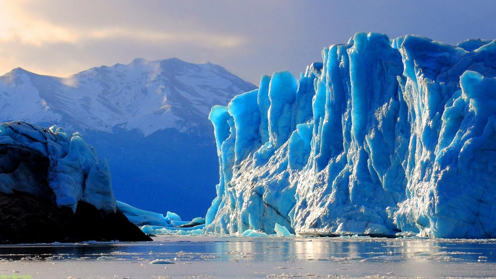 Ice Glaciers File Name Blue Ice Glacier Wallpaper 1600x900