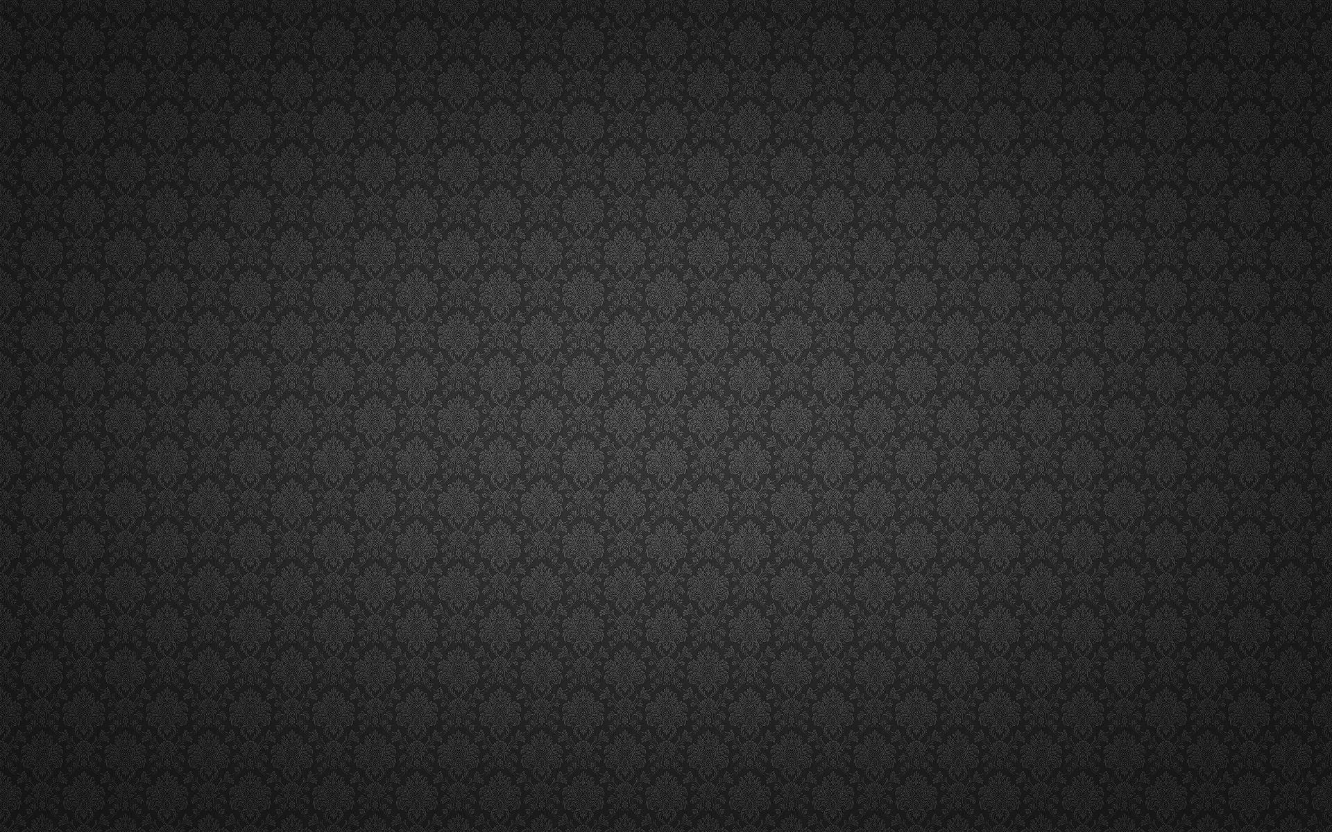 30 HD Black Wallpapers 1920x1200