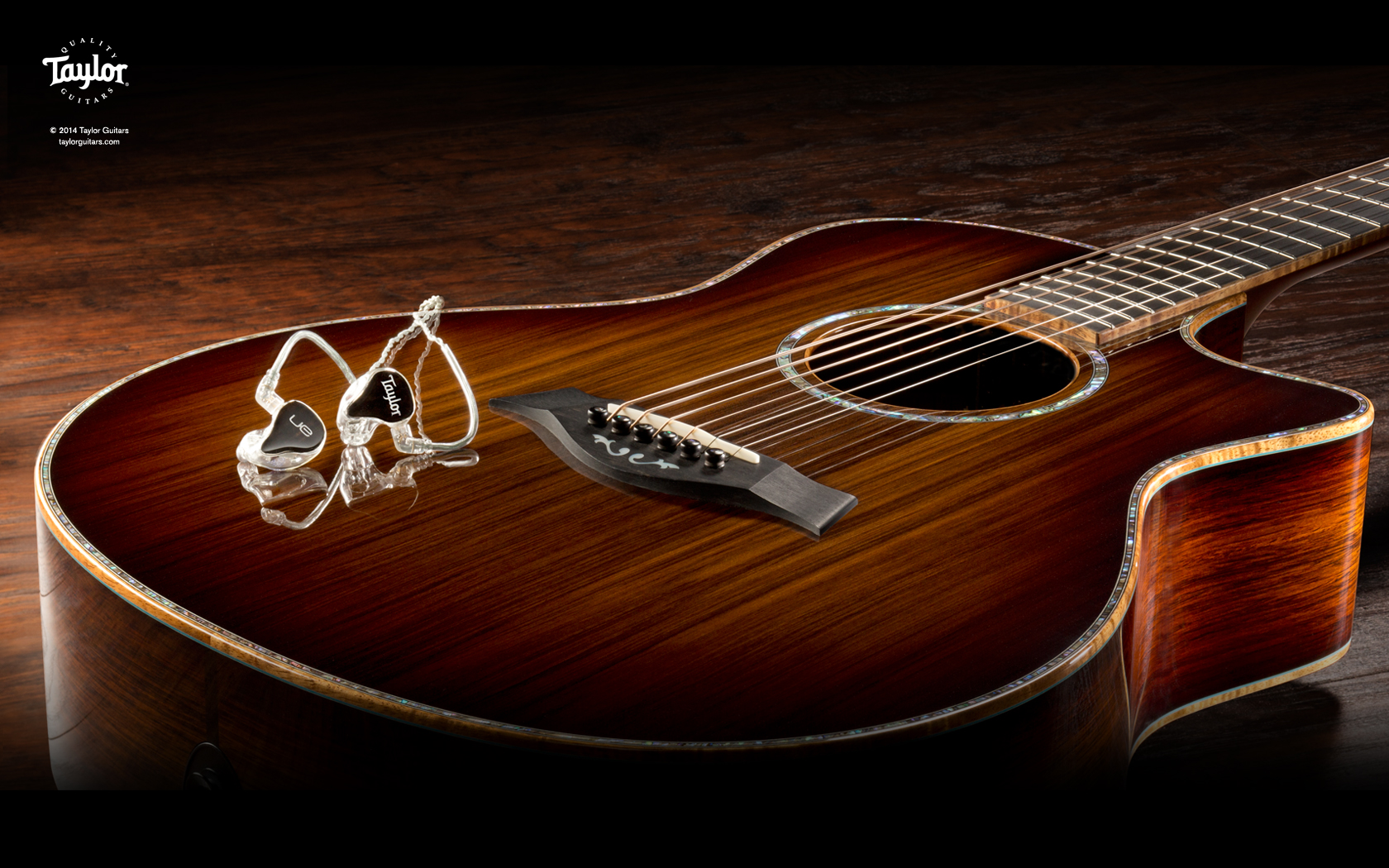 Pics Photos   Taylor Acoustic Guitar Wallpaper Categories 1680x1050